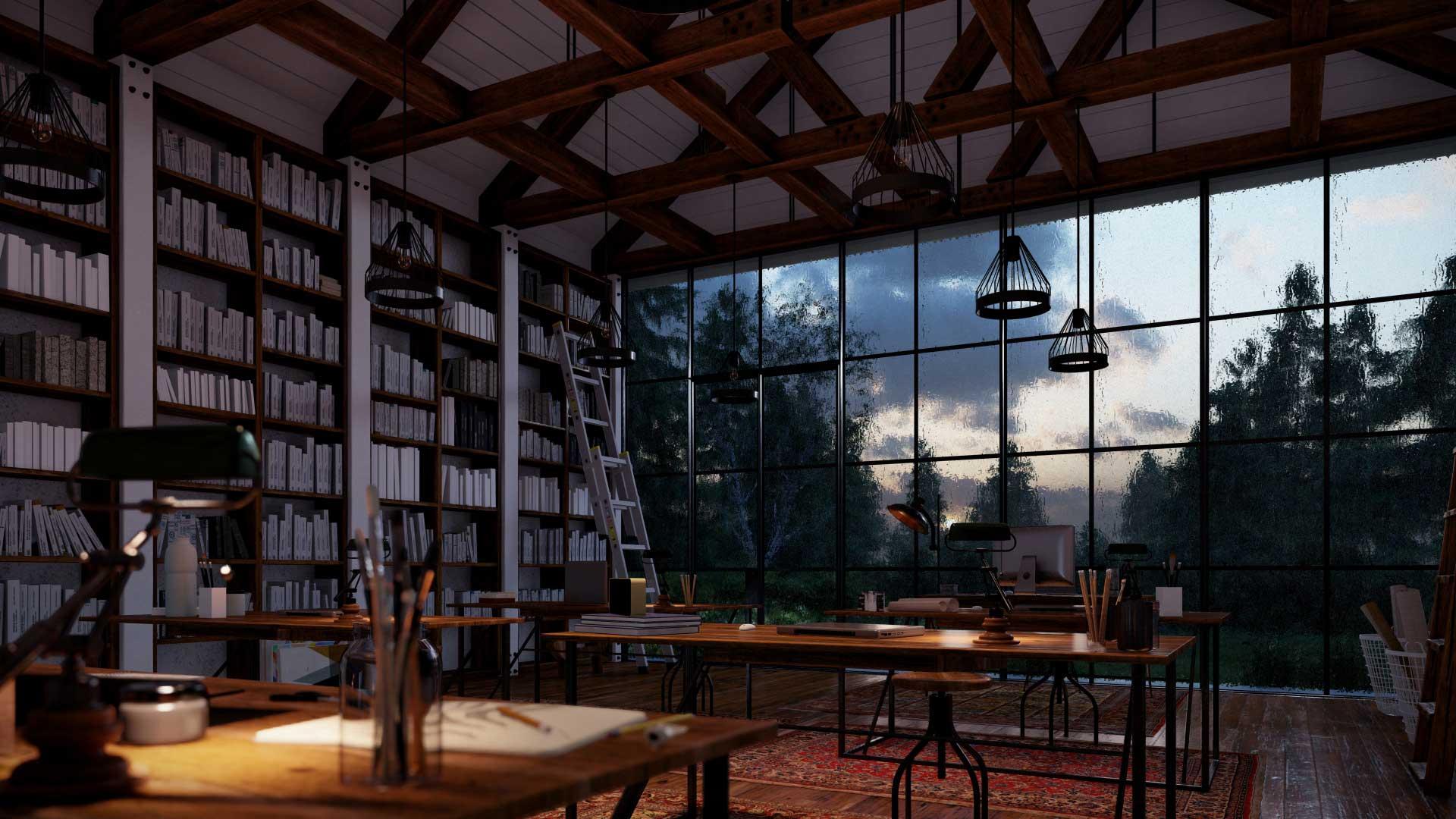 bibliotheque lumion gratuit