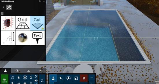 lumion-10-decoupage-terrain-3d-piscines